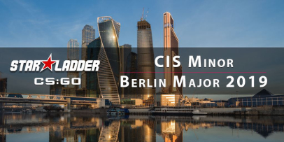 CIS Minor - StarLadder Major Berlin 2019