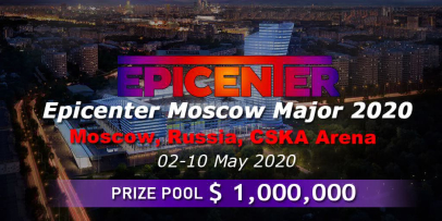 Epicenter Moscow Major 2020