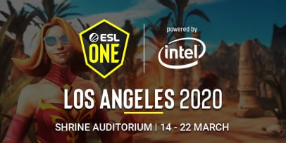 ESL One Los Angeles Major 2020