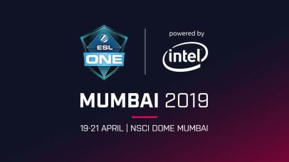 ESL One Mumbai 2019