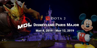 MDL Disneyland® Paris Major 2019