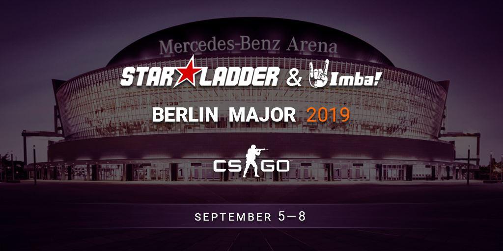 Старладдер Берлин Мажор 2019