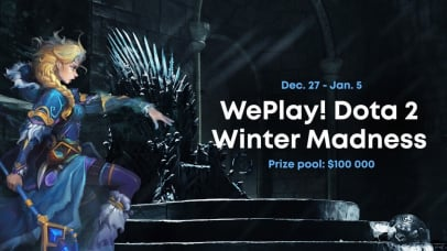 WePlay! Dota 2 Winter Madness
